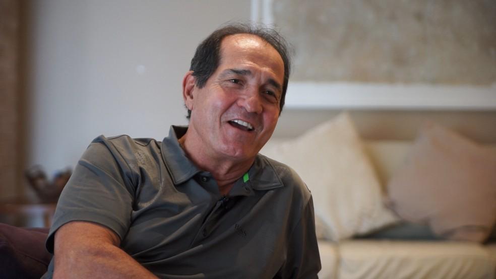 Muricy Ramalho acredita que é preciso de mais profissionalismo nos clubes brasileiros — Foto: Diogo Venturelli