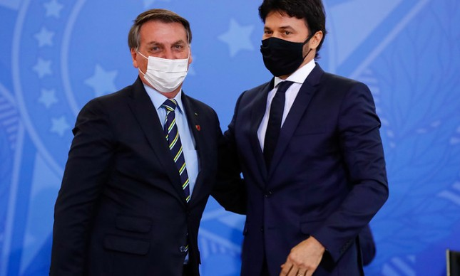 Fábio Faria conversou com Bolsonaro: 'A paz continua' | Lauro Jardim - O  Globo