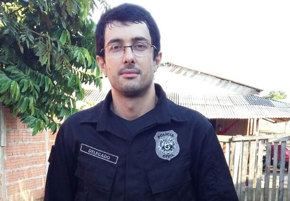 Secretário de Polícia Civil do Acre é afastado e governo confirma que ele é investigado por ligação com facção — Foto: Assessoria