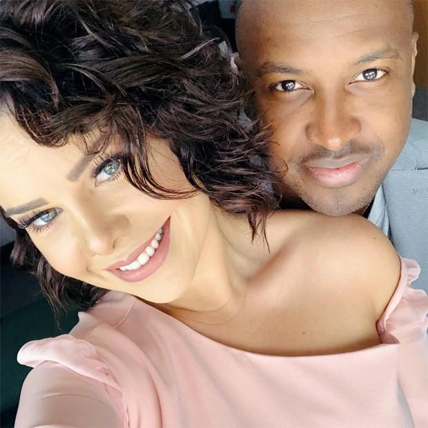 Fernanda Souza e Thiaguinho (Foto: Reprodução/Instagram)