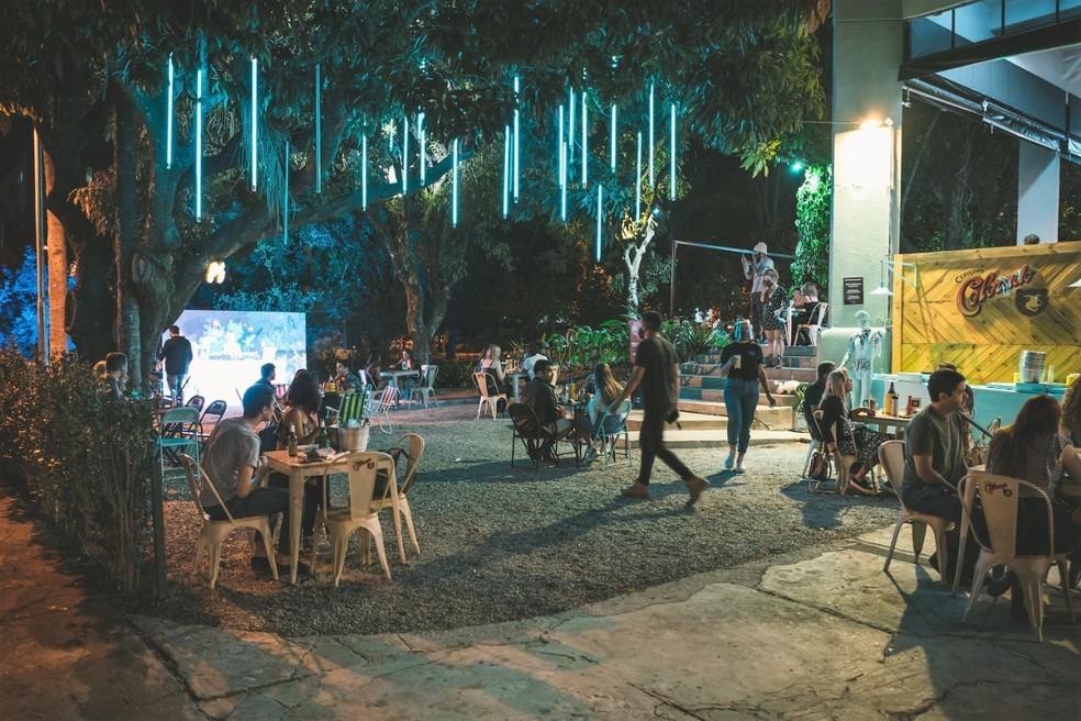 Bar Primo Pobre, na Asa Norte, retoma programação de música ao vivo  — Foto: Divulgação