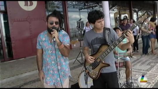 Jeff Moraes e Banda embalam o É do Pará deste sábado, 11