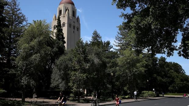 Campus da Univerdade de Stanford (Foto: Justin Sullivan/Getty Images)
