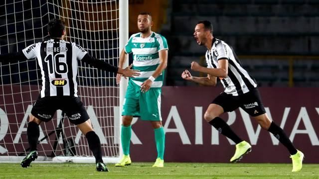 La Equidad x Atlético-MG - Copa Sul-Americana