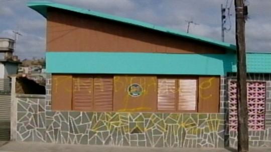 Polícia em MG investiga pichação em casa de prefeito eleito