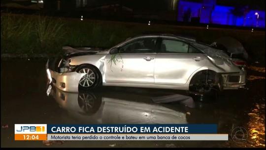 Motorista foge a pé após desrespeitar desvio na BR-230 e deixar dois feridos, na PB, diz PRF