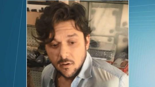 Homem suspeito de chefiar quadrilha de roubo de cargas em Uberlândia é preso em SP