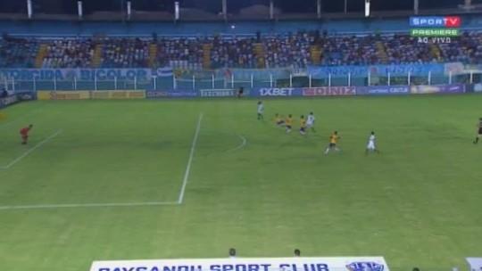 Paysandu x Juventude - Campeonato Brasileiro Série B 2018 - globoesporte.com