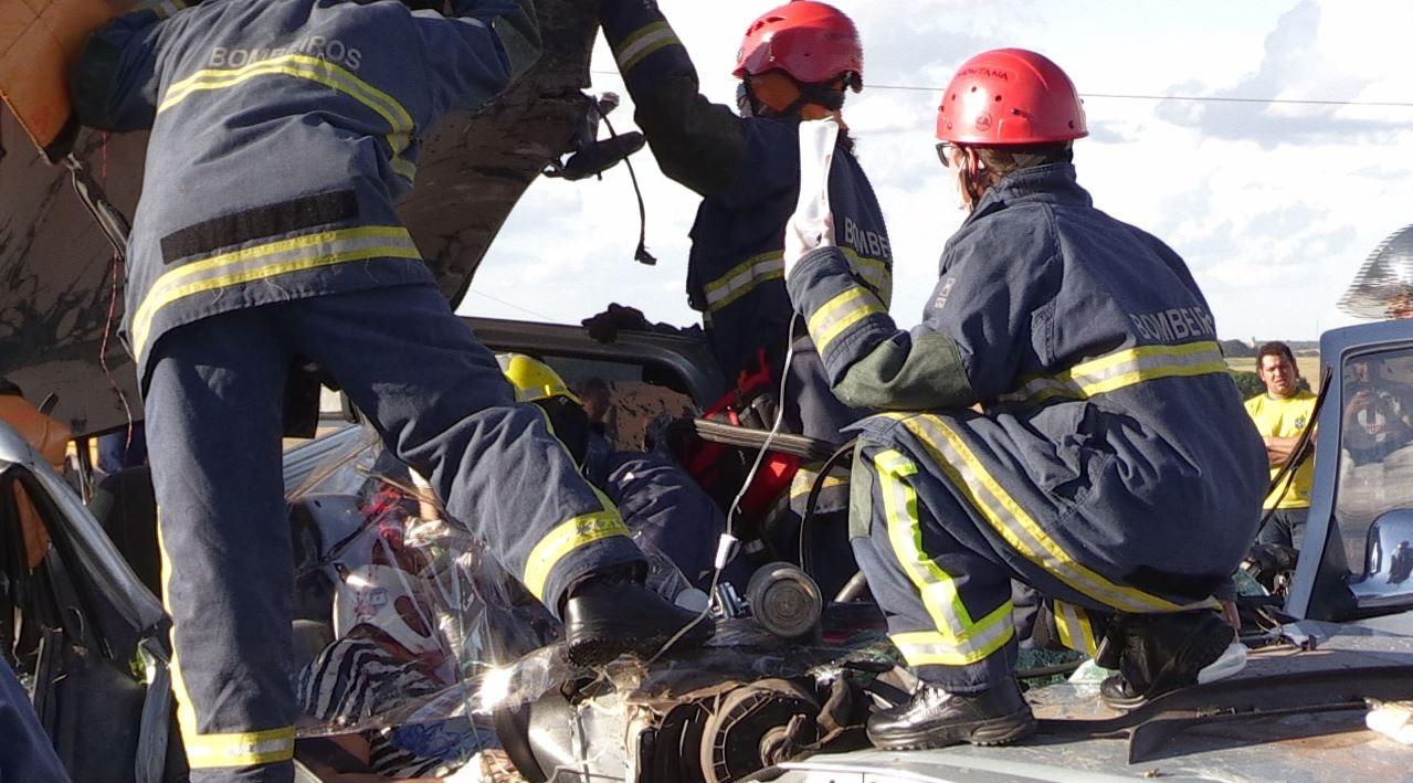 Acidentes em sequência deixam três pessoas feridas, no mesmo trecho da BR-376 - Noticias