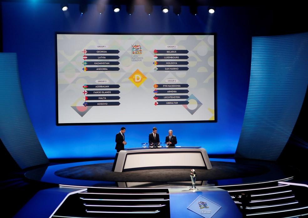 Liga D é a última divisão do novo torneio europeu (Foto: Pierre Albuoy/ Reuters)