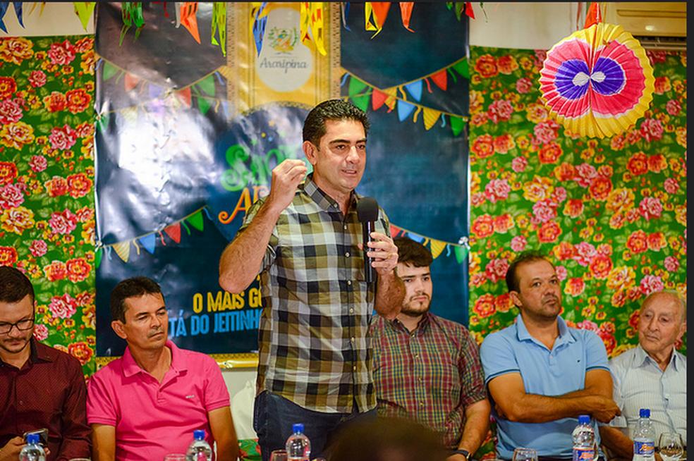 Lançada a Programação do São João de Araripina  (Foto: Divulgação/ Prefeitura de Araripina)