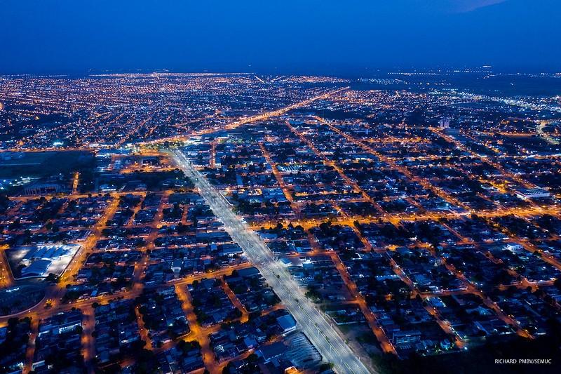 Prefeitura de Boa Vista amplia horário do comércio até meia-noite