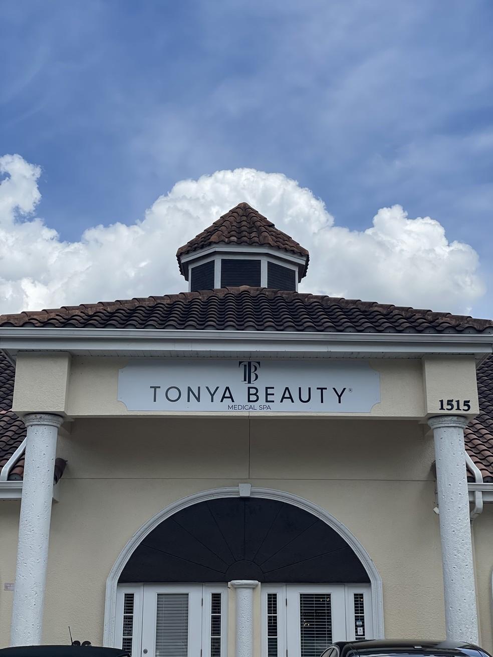 Tonya Beauty — Foto: Acervo