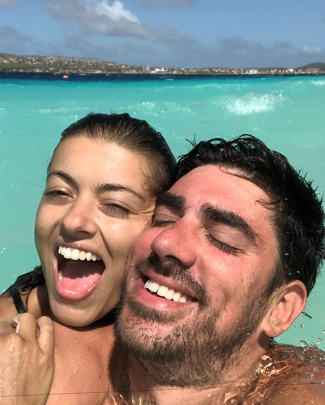 Marcelo Adnet e Patrícia Cardoso (Foto: Reprodução / Instagram)