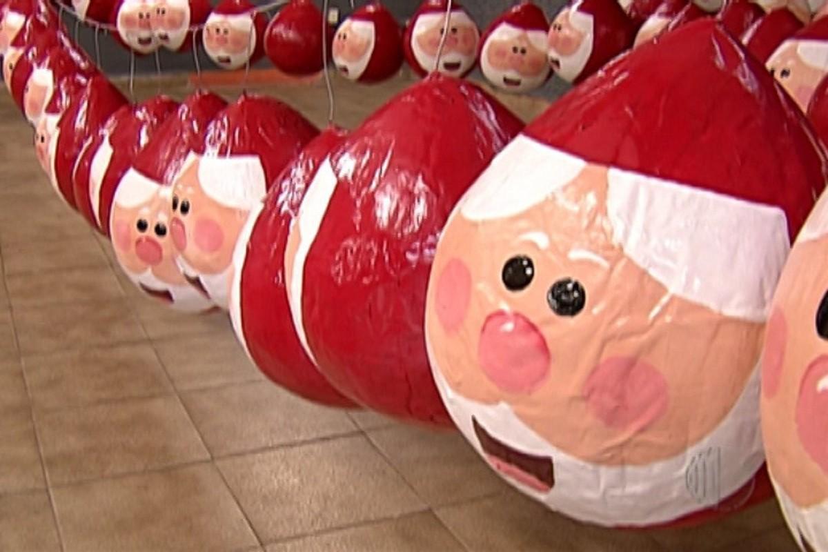 Suzano terá decoração de Natal na Praça dos Expedicionários