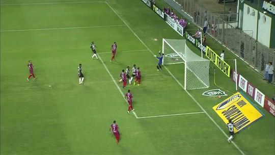 Gian Rodrigues valoriza atuação do 2º tempo e lamenta erros nos gols sofridos