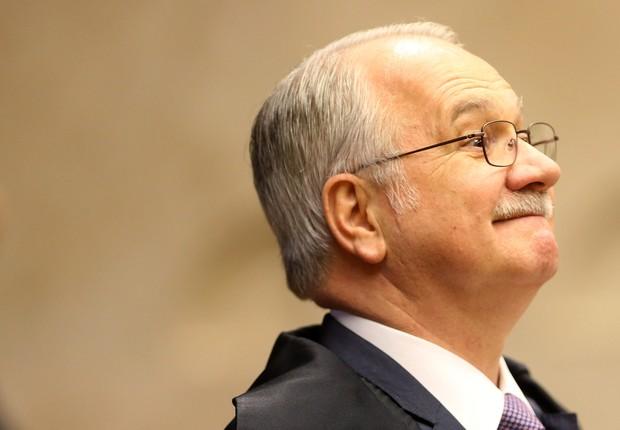 Edson Fachin, ministro do STF (Foto: Adriano Machado/Reuters)