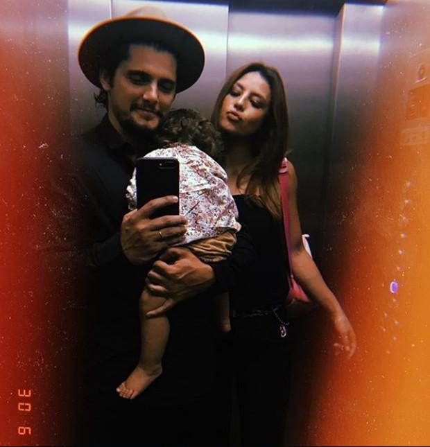 Bruno Gissoni, yanna Lavigne e filha (Foto: Reprodução/Instagram)