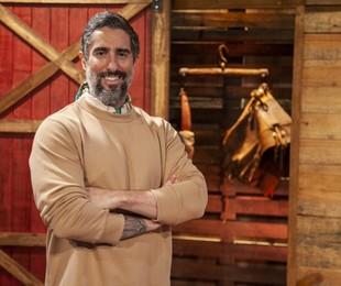 Marcos Mion, apresentador de 'A fazenda' | Edu Moraes/Record