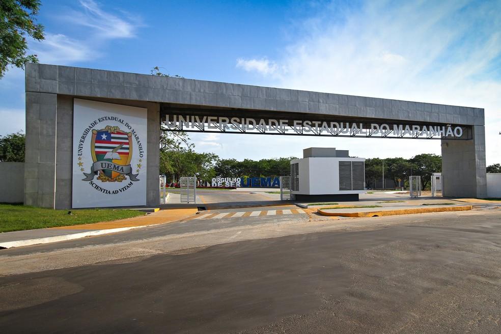 Universidade Estadual do Maranhão (UEMA). — Foto: Divulgação/Redes Sociais