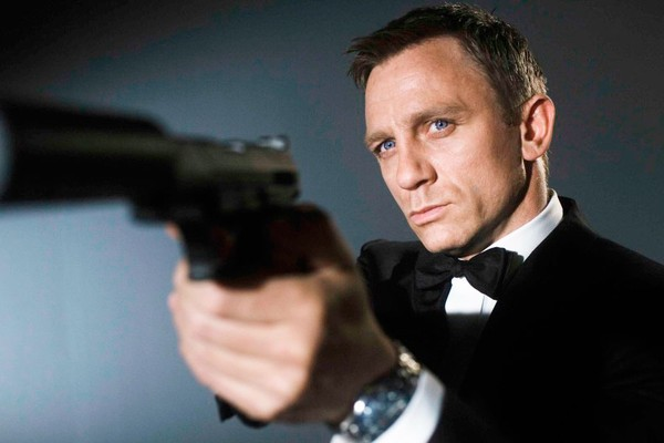 Daniel Craig como James Bond (Foto: Reprodução)