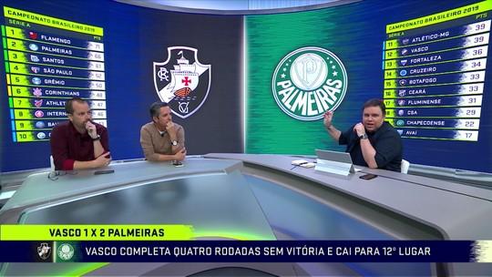 Comentaristas analisam estratégia de Mano ao poupar jogadores contra o Vasco