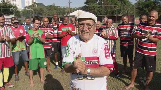 Grande defensor do futebol varzeano na região, Zé da Silva completa 91 anos