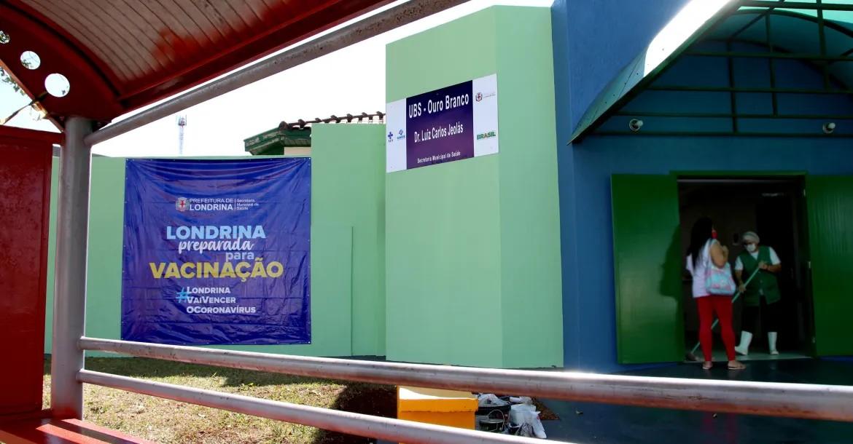 Covid-19: Vacinação em Londrina será realizada em cinco locais neste sábado (24) e domingo (26)