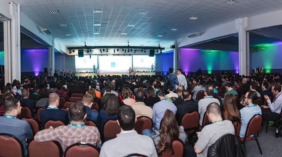 O Superlógica Xperience 2018 reuniu mais de 2 mil inscritos. (Foto: Divulgação)
