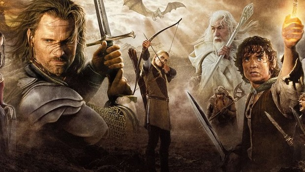 """Sala de escritores da série do """"O Senhor dos Anéis"""" é protegida a sete chaves (Foto: Divulgação)"""