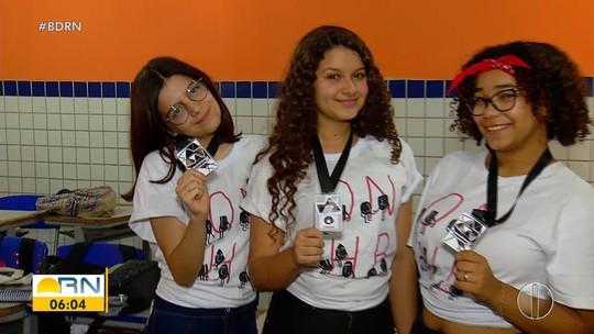Estudantes de Mossoró conquistam medalhas na Olimpíada Brasileira de Historia