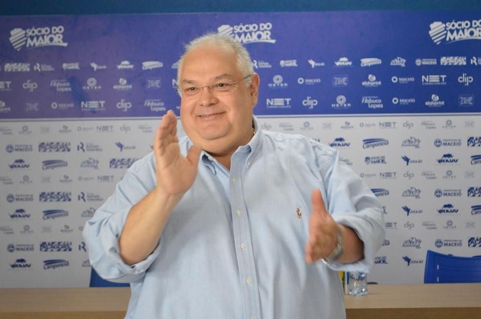 Omar Coelho está intermediando projeto com a Selaj — Foto: Ascom/CSA