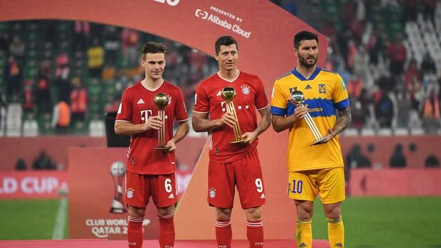 Kimmich, Lewandowski e Gignac: os três melhores do Mundial de 2020