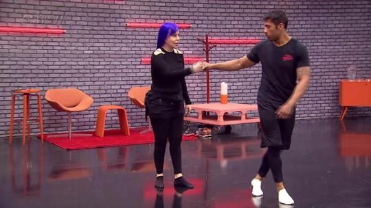 'Dança dos Famosos 2017': veja como foram os ensaios do time feminino