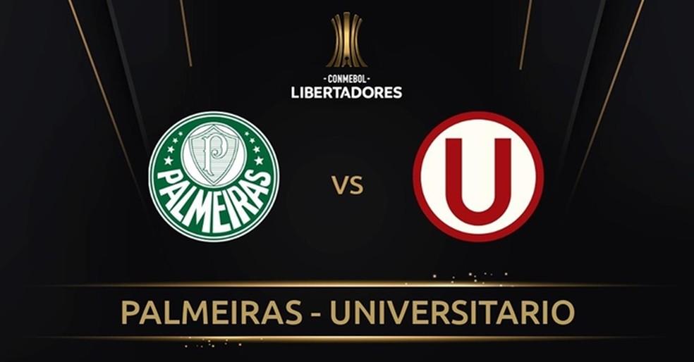 Palmeiras x Universitario ao vivo: onde assistir ao jogo da Libertadores | Streaming | TechTudo