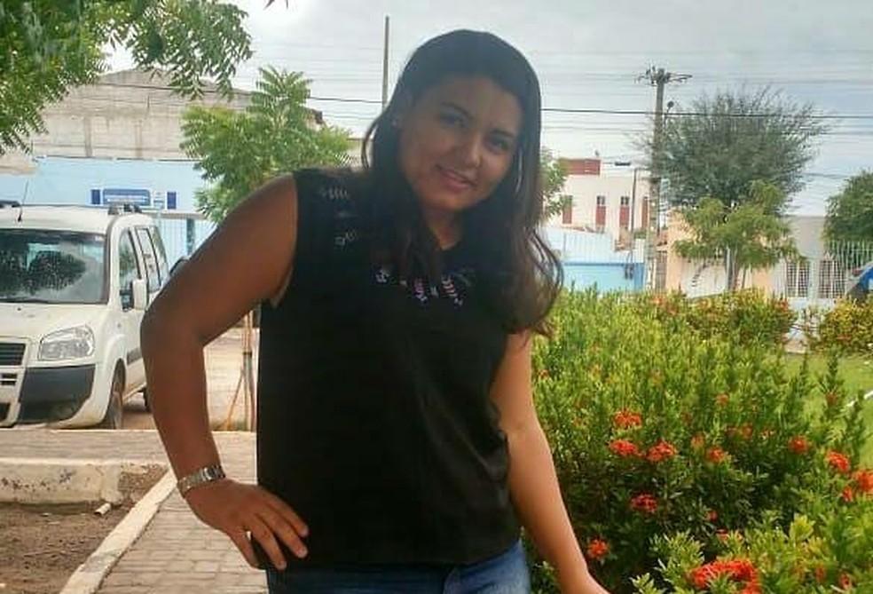 Maria de Fátima, de 28 anos, era natual de Quixaba, na PB — Foto: Polícia Militar/Divulgação
