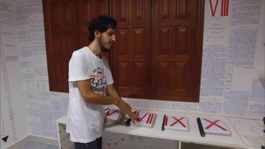 Bruno Borges é ouvido por delegado e volta a afirmar que planejou sumiço, diz polícia