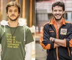 Jayme Matarazzo e Nando Rodrigues | TV Globo
