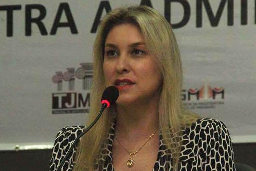 Juíza da 8ª Zona Eleitoral de Coroatá Anelise Nogueira Reginato (Foto: Arquivo pessoal)