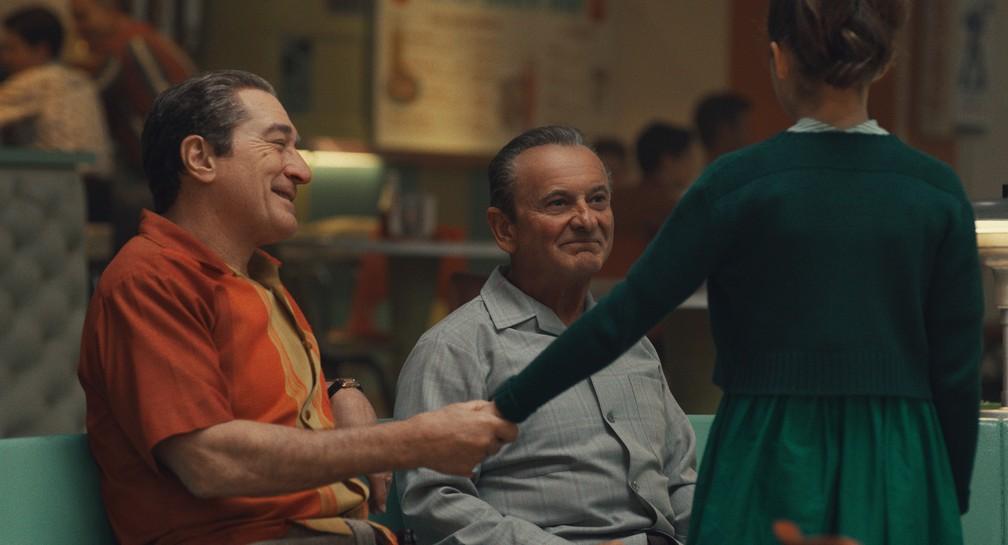 'O Irlandês', filme de Martin Scorsese — Foto: Divulgação