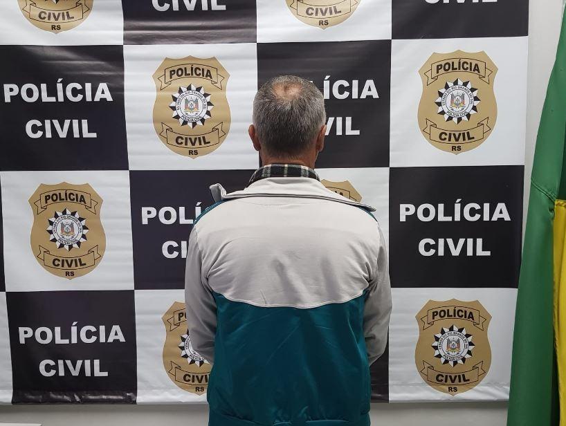 Suspeito de estupros e sequestros que estava foragido é preso em Pinhal  - Notícias - Plantão Diário