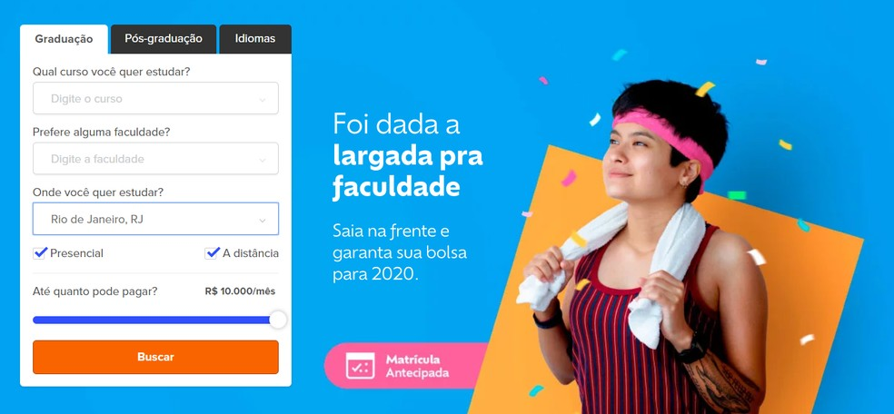 Como Funciona O Quero Bolsa Site Da Descontos Em Universidades Do Brasil Educacao Techtudo