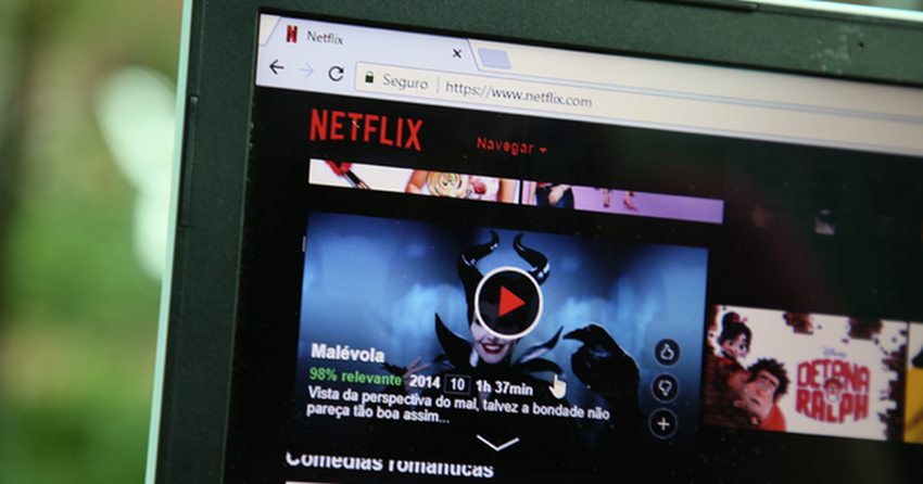 Como mudar seu o plano do Netflix