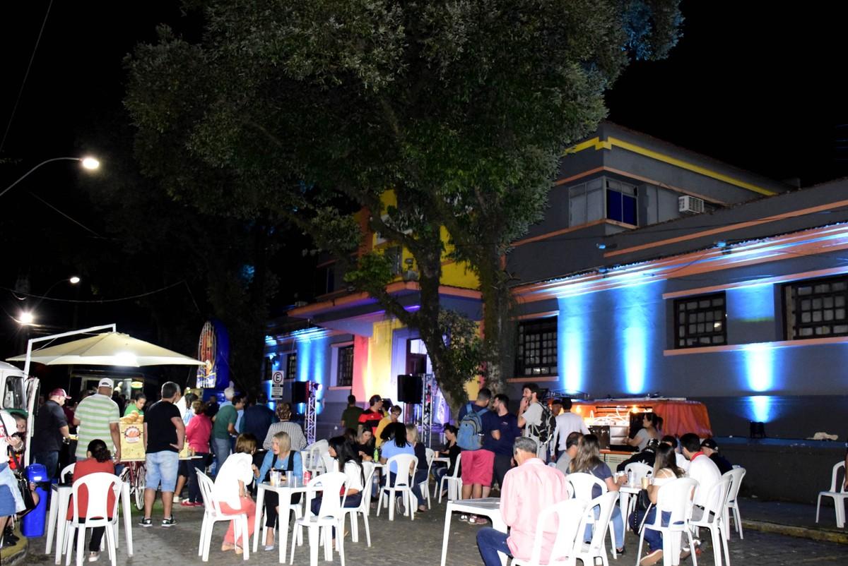 Projeto 'Estação Musical', em Resende, é cancelado por causa do mau tempo - G1