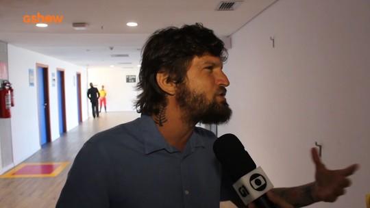 Saulo promete show emocionante com crianças e fica para ver Ivete
