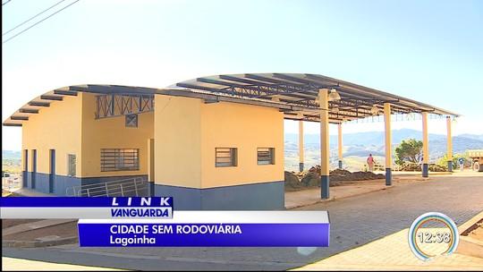 Rodoviária de Lagoinha está há dois anos sem receber ônibus