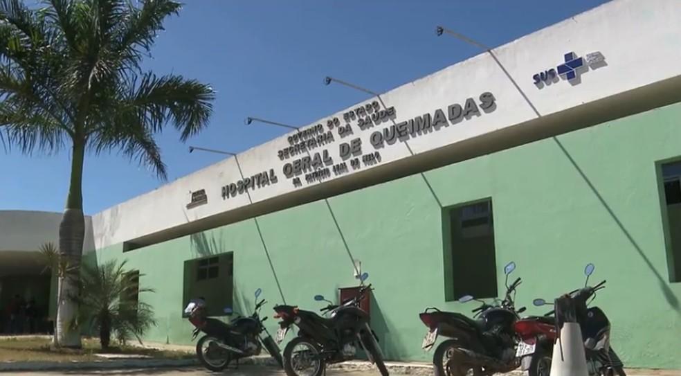 Segundo o delegado, bebê não sobreviveria até o dia seguinte (domingo), quando foi levado para o Hospital Geral de Queimadas — Foto: Reprodução/TV Paraíba