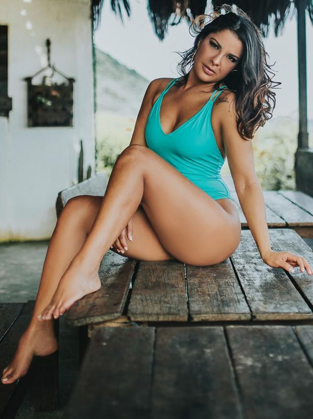 Gyselle Soares (Foto: Steffany Lima)