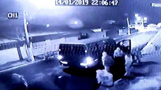 Homem é preso suspeito de duplo homicídio em Pindamonhangaba