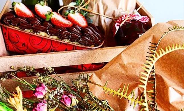 Kit para o Dia dos Namorados da Diva Confeitaria